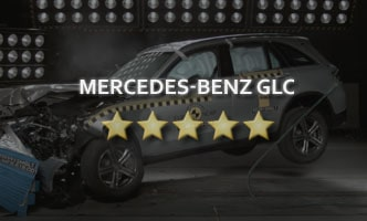 Краш-тест Mercedes-Benz GLC