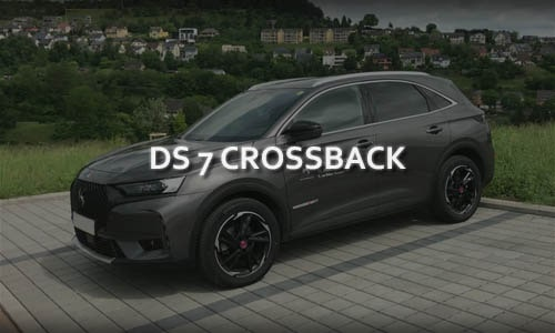 Тест-драйв DS 7 Crossback