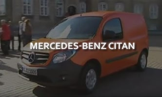 Тест-драйв Mercedes-Benz Citan