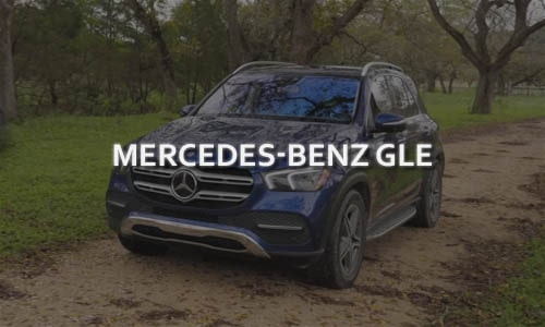 Тест-драйв Mercedes-Benz GLE