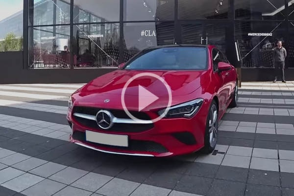 Тест-драйв Mercedes-Benz CLA