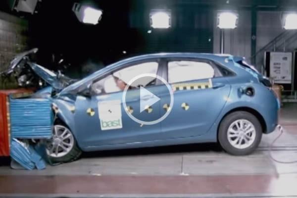 Краш-тест Hyundai i30